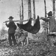 The long hunters were the legendary woodsmen of the 17th and 18th century who were among the first white people to see the vast American wilderness. The term refers to the men who undertook extended hunting trips across the Blue Ridge.