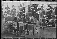 Hat makers