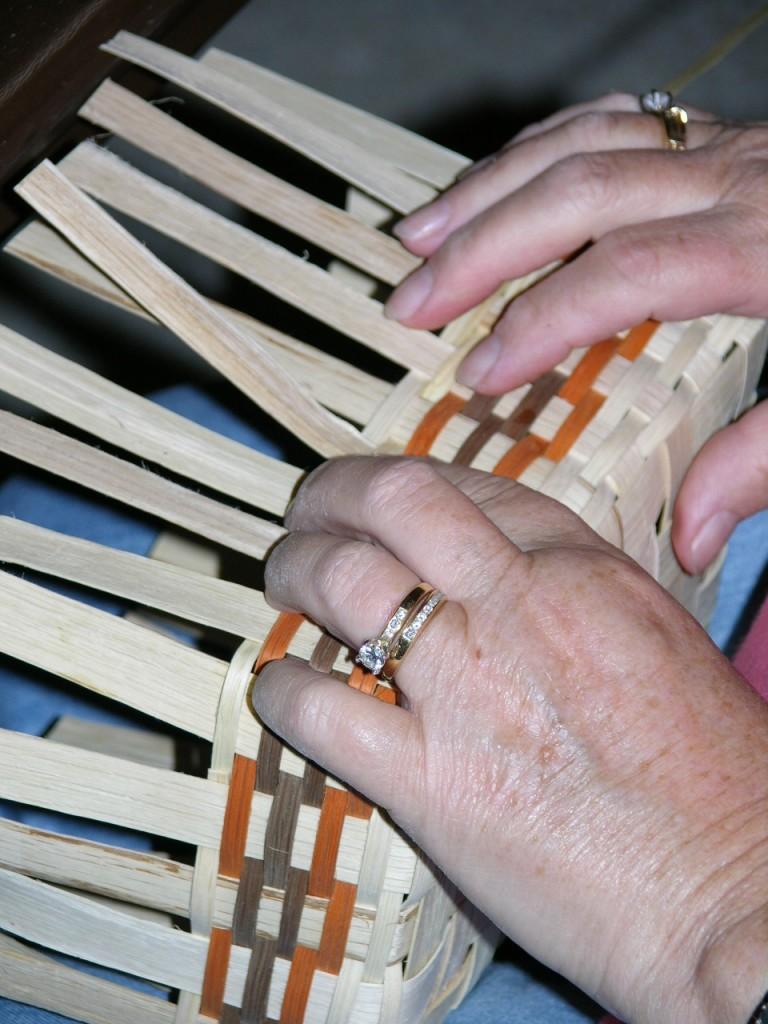 basket making workshop