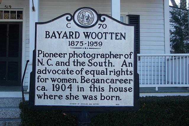 Bayard Wootten