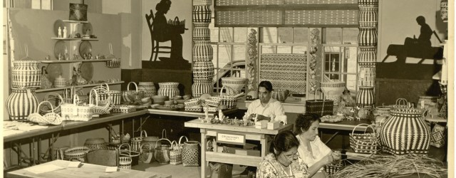 Qualla Arts and Crafts Mutual, located on the Cherokee Indian reservation in North Carolina, was founded in 1946. Its goal […]