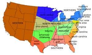 Appalachian English on