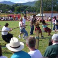 Scottish Highland games have become increasingly popular in Appalachia. This trend undoubtedly reflects the significant number of mountain people with Scottish or Scotch-Irish ancestry. Highland games feature contests that demand strength and endurance. . .