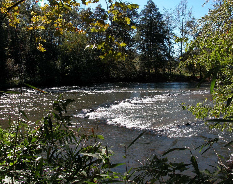 Cherokee Fishing Weirs