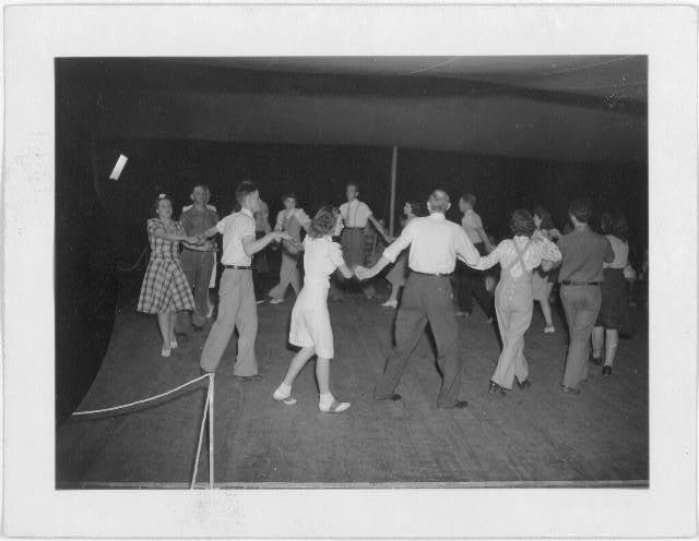 Traditional Dance of Western North Carolina
