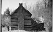 Tyne Woody Cabin, Cataloochee, NC