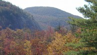 A picture of the Appalachian Mountains.